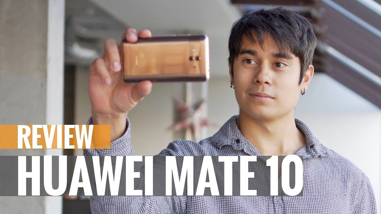 Huawei Mate 10 - Rise of the machines?