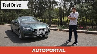 Audi A5 Cabriolet Test Drive Review