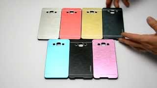 Чехол накладка Samsung Galaxy A5 A500 Алюминий: Обзор