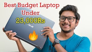 Best Budget Laptop for Students under 23,000 Rs...