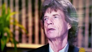 Rolling Stones 12/4/16 CBS Sunday Morning