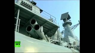 Una flota china realiza las maniobras de más envergadura de su historia