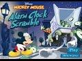 Mickey Mouse Alarm Clock Scramble Games For Kids - Gry Dla Dzieci