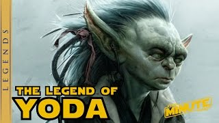 Yoda's Early Life (Legends) - Star Wars Explained