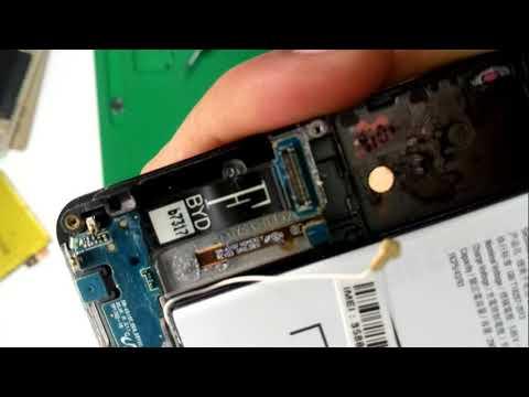Samsung A510f 2017 после воды, ремонт телефонов Сыктывкар Сервисный Центр Трансформер