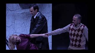 Hedda Gabler - four act Opera (fragments)