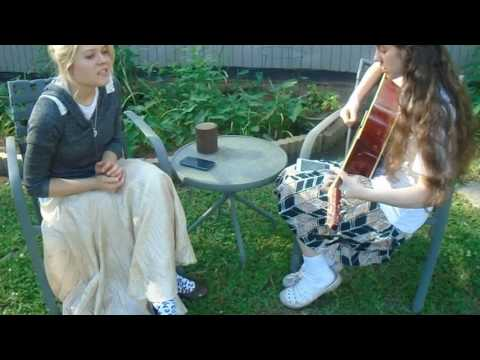 Vanessa & I Singing