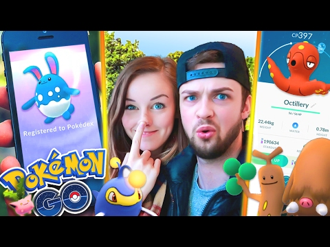 🇮🇪 Pokemon GO in IRELAND!☘ - MORE AWESOME SPAWNS AND DOUBLE EVOLUTION! 🙌