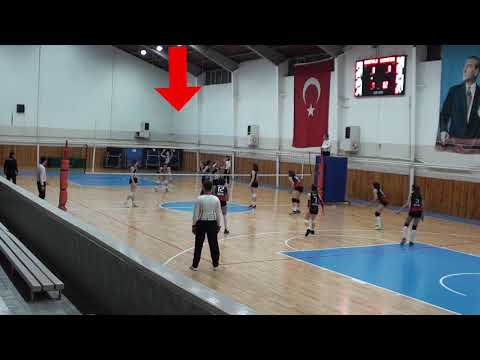 Arzum Ozyigit Volleyball Recruitment Video (Class of 2019)