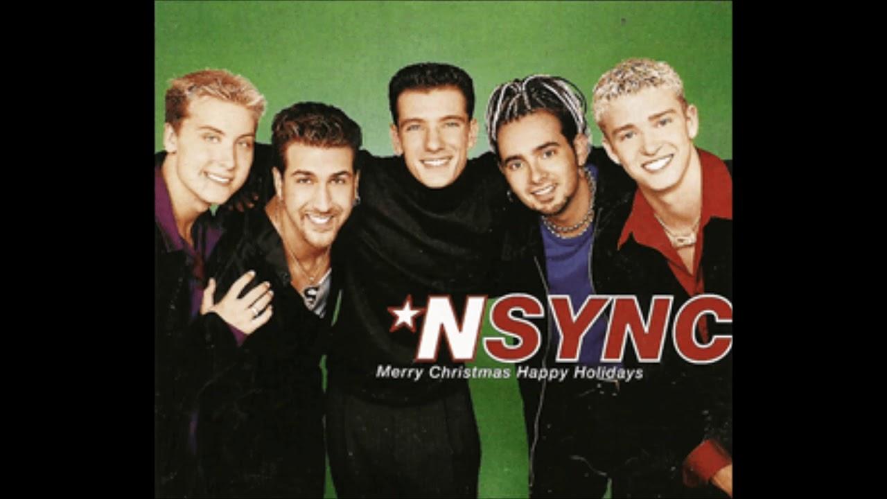 Nsync Merry Christmas.Nsync Merry Christmas Happy Holidays