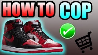 How To Get The HOMAGE TO HOME JORDAN 1 !   Jordan 1 HOMAGE TO HOME Release Info
