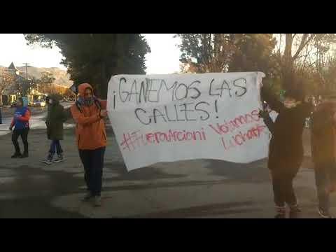Movilización En Las Calles De Esquel - 31 De Mayo De 2020