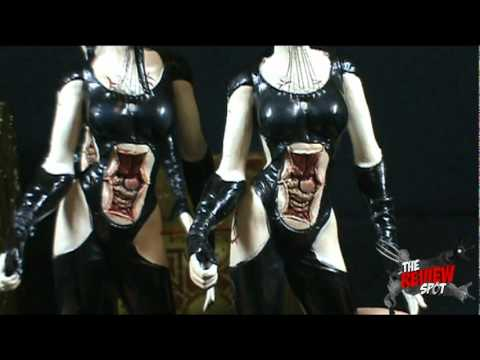 toy spot neca hellraiser series 1 wire twins youtube