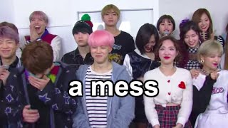 Baixar don't put bts & twice in the same room