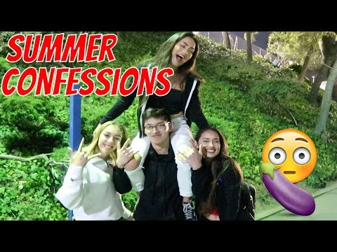 Summer Confessions at San Jose State (GONE WILD)