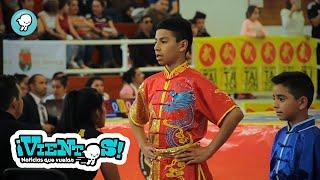 """""""8o Torneo de Artes marciales WUSHU TAI YON KUNG FU"""""""