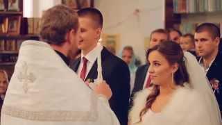 Свадебное венчание. Видеосъемка г.Жмеринка.