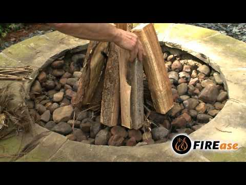 how to use your fire pit grate from