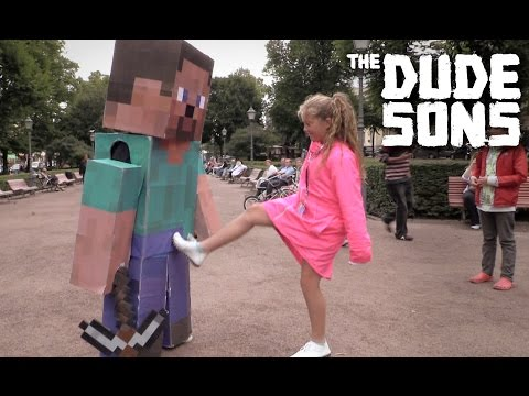 Thumbnail: Minecraft In Real Life Pranks - Part 1