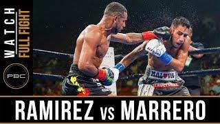 Ramirez vs Marrero FULL FIGHT: June 29, 2019 - PBC on Showtime