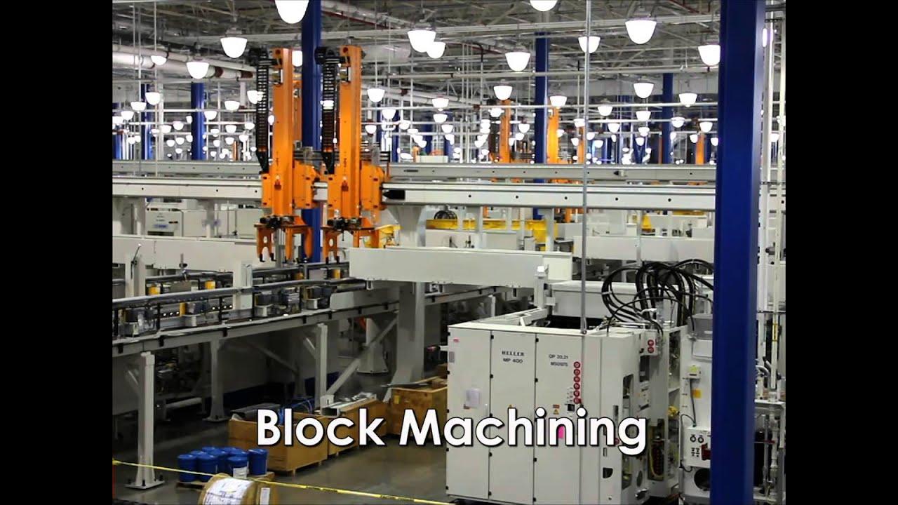 Paccar Engine Plant - Usine pour moteur Paccar