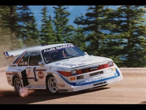 Pikes Peak King Of The Hill with Bobby Unser - 1986 PPIHC