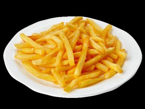 Как приготовить картофель фри в домашних условиях - KitchenMag