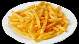 Как приготовить вкусную картошку фри в домашних условиях без масла в духовке