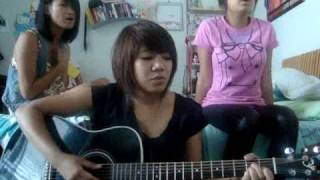 Because I'm Stupid English SS501 Acoustic Cover
