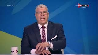 هدف أم لا؟.. تعليق أحمد شوبير على اللقطة التي أثارت الجدل في مباراة الأهلي وطلائع الجيش