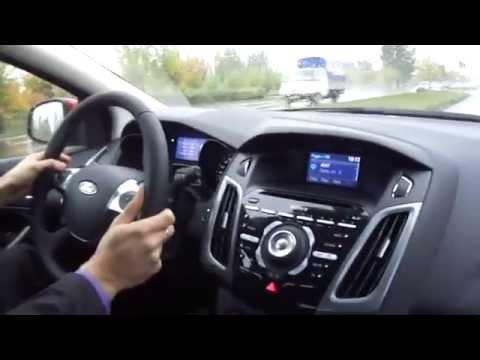 2011 Форд Фокус 3 Тест Драйв.