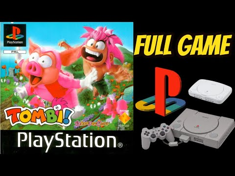 Tomba! (Ore! Tomba) 100% Walkthrough Gameplay All 130 Events Completed (PS1) NO COMMENTARY