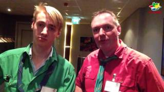 #ScoutVlog nr. 48 - Met Roelof naar de landelijke raad!