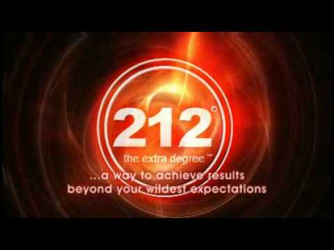 212 Degrees: The Extra Degree