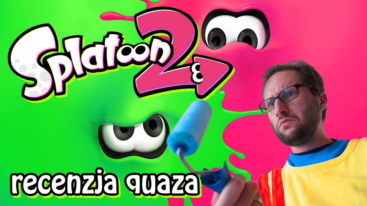 Splatoon 2 – recenzja quaza