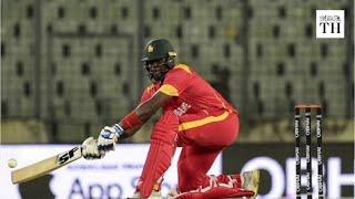 Zimbabwe's Hamilton Masakadza retires from international cricket
