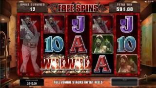 Lost Vegas Slot Awesome New Zombie Apocalypse Halloween Slot