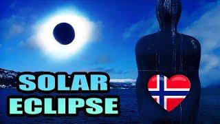 Solar Eclipse 2015 - (Timelapse) Havmannen, Norway