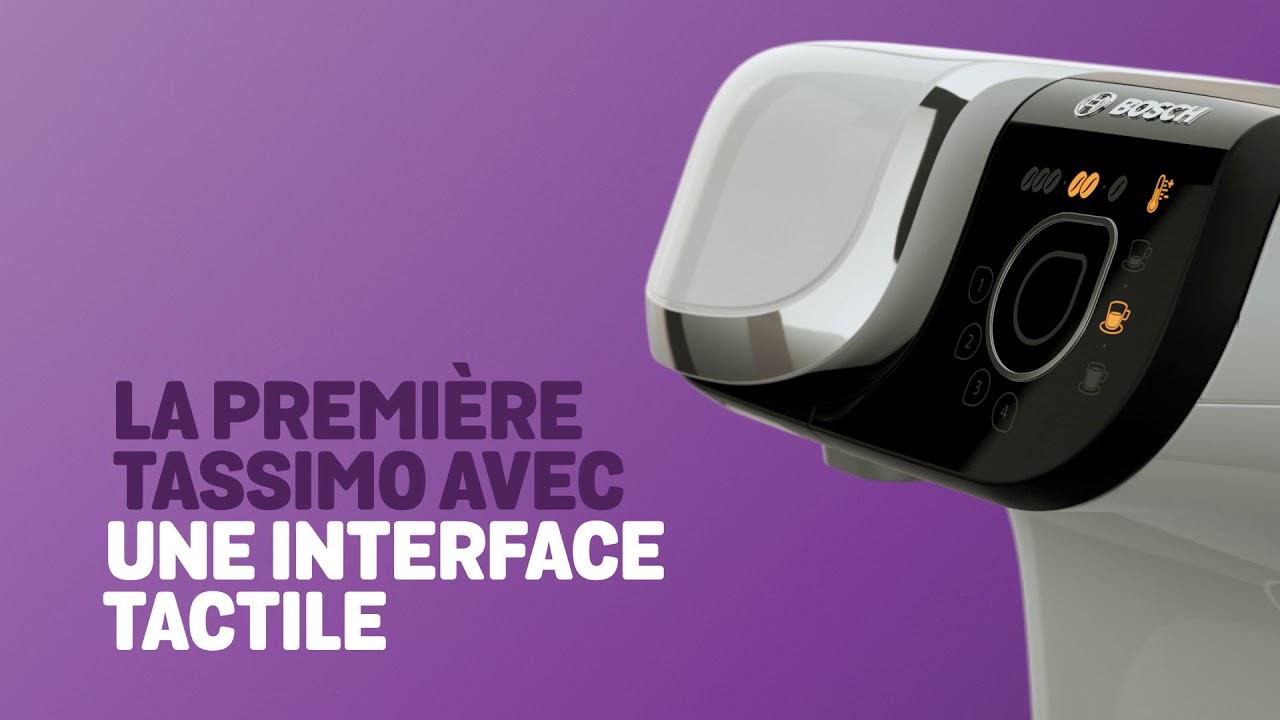 tassimo my way de bosch interface tactile youtube. Black Bedroom Furniture Sets. Home Design Ideas