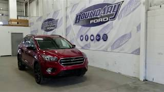 2018 Ford Escape SE W/ 1.5L Ecoboost, Cloth, Heated Front Seats Overview | Boundary Ford