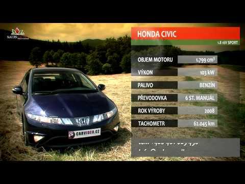 Honda Civic 1.8 16V Sport