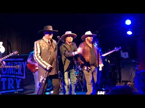Montgomery Gentry - My Town w/ special guests Halfway to Hazzard