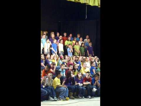 Spring Play Bellmawr Park School