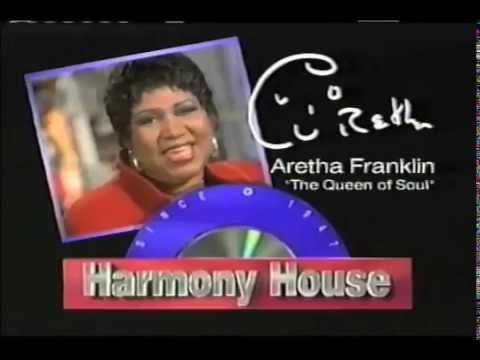 Harmony House Aretha Franklin
