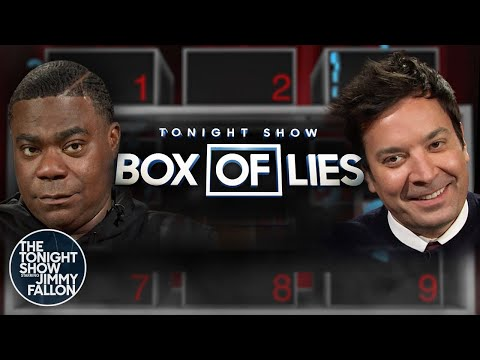 Watch Tracy Morgan Play Box of Lies!!  Too funny!
