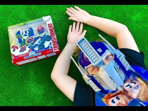 ТРАНСФОРМЕРЫ Автоботы Про МАШИНКИ Игрушки для Мальчиков Transformers for kids Toys for Boys