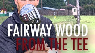 Tee Off with Fairway Wood, with Mike Sullivan, Raleigh, NC