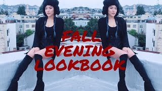 Autumn Evening Lookbook Thumbnail