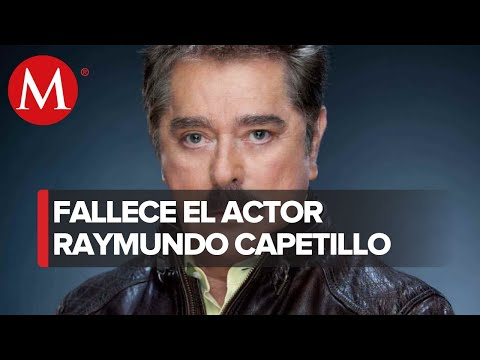 Muere el actor Raymundo Capetillo; estaba hospitalizado por coronavirus