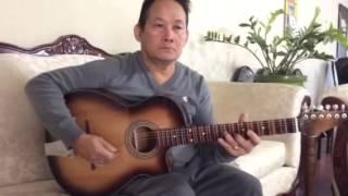 Ngồi buồn nhớ bạn guitar